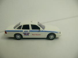 Busch Ford Crown Victoria United Taxi USA 49009