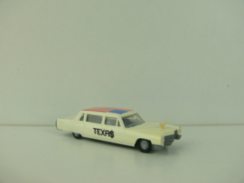 Praline 1:87 Nr.  82804 Cadillac Texas Millionair USA ovp