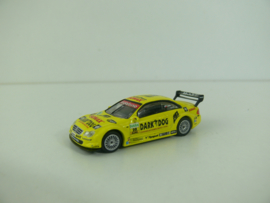 Schuco Mercedes Benz CLK DTM Sonax Dark Dog