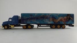 18 + ) Mack vrachtwagen Erotik Truck
