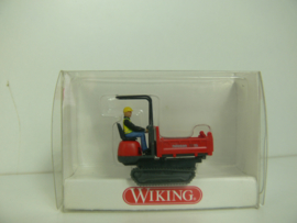 Wiking  mini  Dump Tractor ovp 669 01 28
