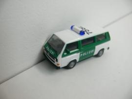 Herpa VW Bus Polizei 7582 ovp 042383