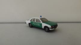 Herpa Opel Record Berlina Polizei