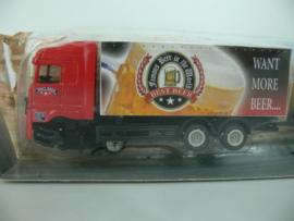 Road Thunder Fresh Beer inc vrachtwagen