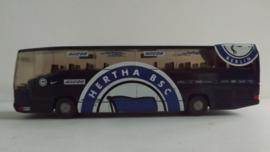 Wiking Mercedes O404 Spelersbus Hertha BSC Berlin ovp 714 15 46