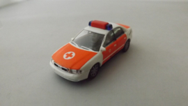 Rietze Audi A4 Notarzt ovp 50651