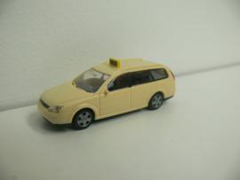Rietze 1:87 TAXI Ford Mondeo GHIA OVP