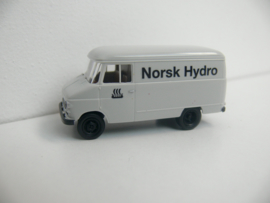 Brekina Opel Blitz Kasten A Norsk Hydro ovp 35621