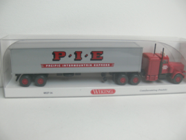 Wiking USA Peterbilt Pacific Intermountain Express Container ovp 052706