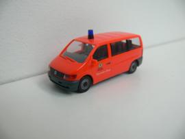 Herpa  Mercedes Benz  Vito Berliner Feuerwehr ovp 043670