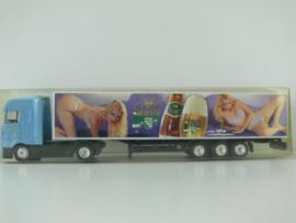 18 + ) Mercedes vrachtwagen Erotik Truck / erotische vrachtwagen Sachsenpils