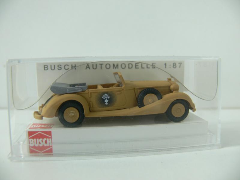 Busch militair Africa korps Horch 853 ovp 41308