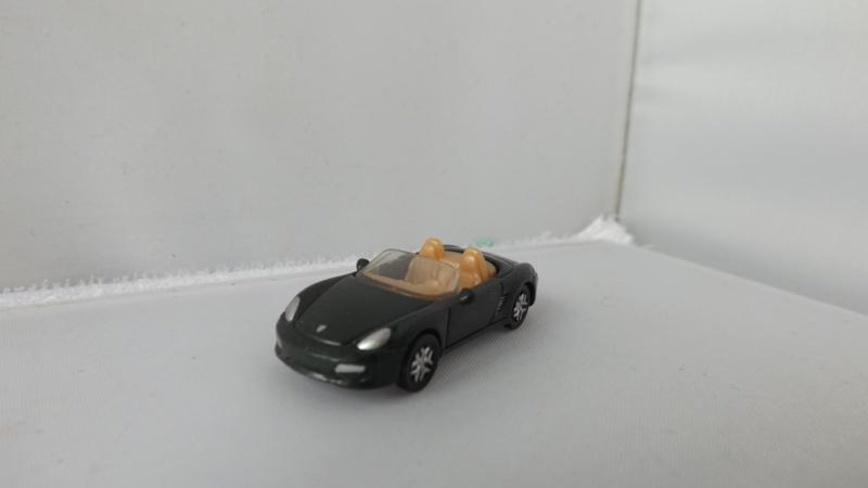 Porsche Zwart