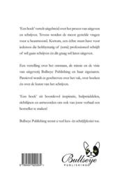 Bullseye Publishing 'Een Boek'   Linda Gielen