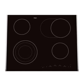 Pelgrim CKT764ONY Keramische kookplaat, 64 cm breed