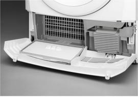 Zanussi ZDH8353W Warmtepompdroger