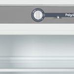 Pelgrim PCS3178L Inbouw Koel-vriescombinatie, Nis 178, sleepdeurmontage, A+