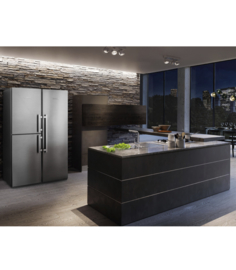 Liebherr SBSes 8473 Premium Side-by-Side combinatie 121 cm