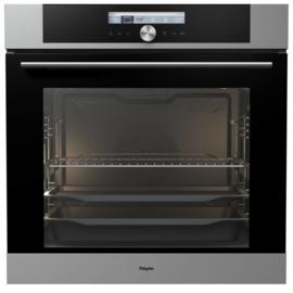 Pelgrim OVM626RVS Multifunctionele Inbouw Oven, Nis 60 cm