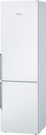 Bosch KGE39EW43 Exclusiv Koel-vriescombinatie