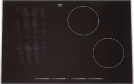 Pelgrim IDK883ONY Inductiekookplaat met flexzones en slidebediening, 77 cm breed
