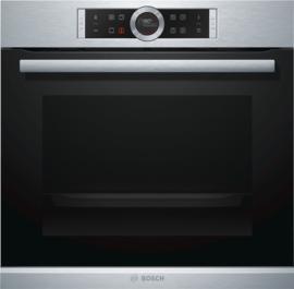 Bosch HBG6730S1 Exclusiv Inbouw Oven, Nis 60 cm