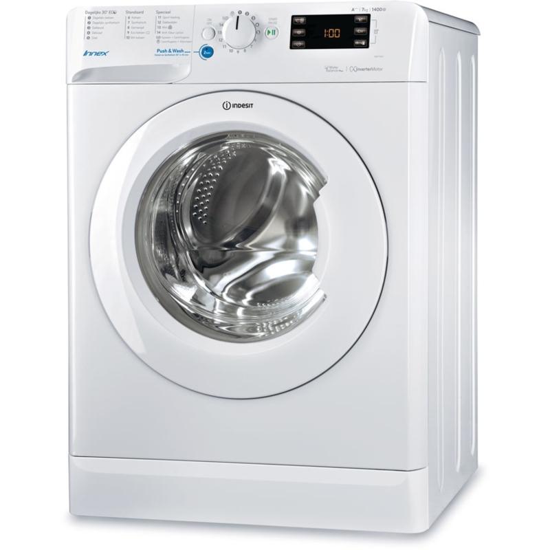 Indesit BWE71483XW NL Wasmachine