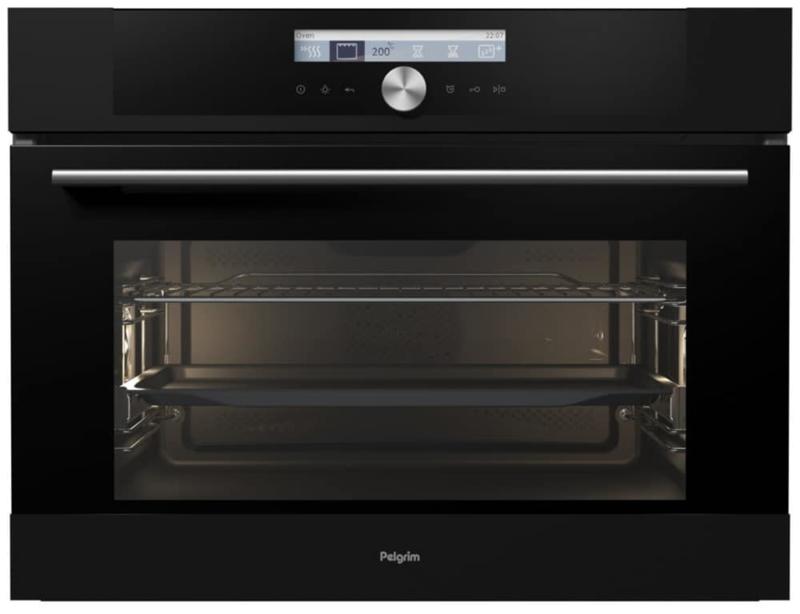 Pelgrim OVM624MAT Multifunctionele Inbouw Oven, Nis 45 cm