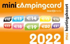 *Reserveren* ORANJE Gids KLEINE CAMPINGS 2022 (verschijnt dec. 2021)