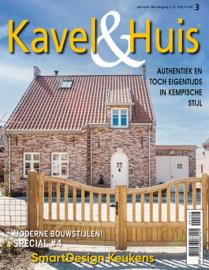 Nabestellen Kavel & Huis nummer 3-2021 Moderne Bouwstijlen! Special deel 4