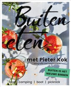 """Kookboek """"Buiten eten"""" met Pieter Kok"""