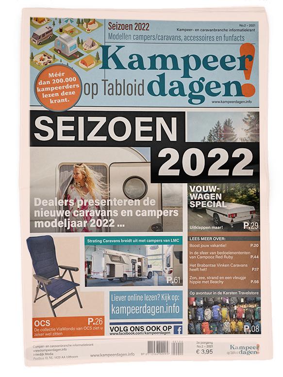 Kampeerdagen op Tabloid 2022