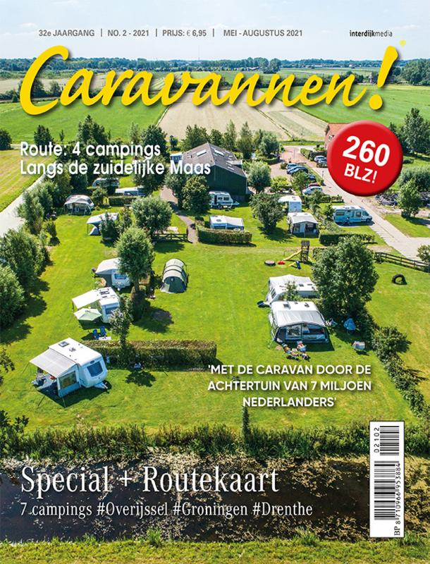 Nabestellen Caravannen! nr 2-2021  Bewaarnummer