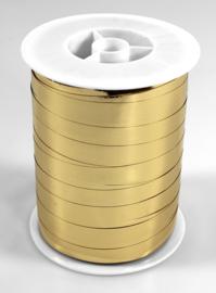 Mat Gemetalliseerd krullint goud