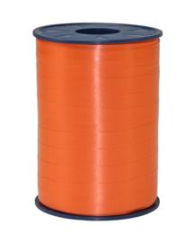 Poly Plain Krullint oranje