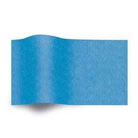 Vloeipapier aqua blauw