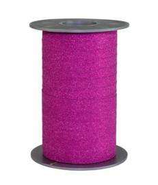 Poly Glitter fuchsia