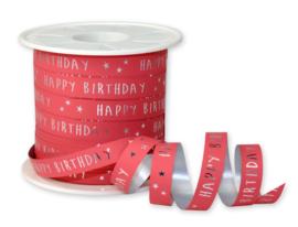 Happy Birthday coral