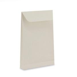 Papieren kadozak wit