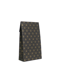 Luxe Gift bags dropp zwart