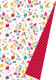 Happy birthday/red spot