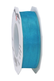 Organza Four Seasons turquoise