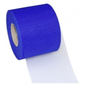 Tule Verona kobalt blauw