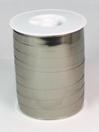 Gemetalliseerd Krullint antraciet grijs