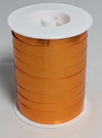 Gemetalliseerd Krullint oranje