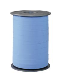 Paper Look krullint licht blauw