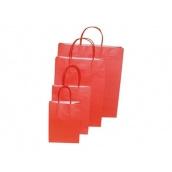 Twisted Papieren draagtas rood
