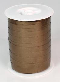 Gemetalliseerd Krullint bruin
