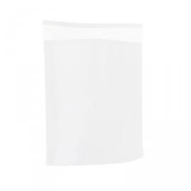 Papieren Verzendzak wit