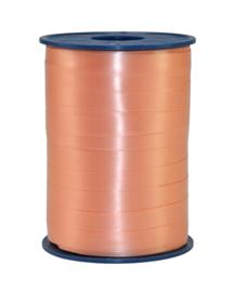 Poly Plain Krullint abricot